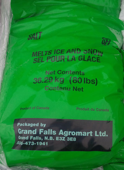 Ice Salt Image